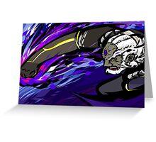 Ganondorf | Warlock Punch Greeting Card