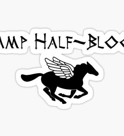 Camp Sticker