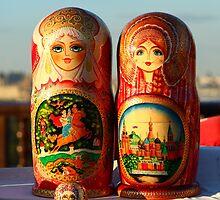 Russian Matryoshkas by karina5