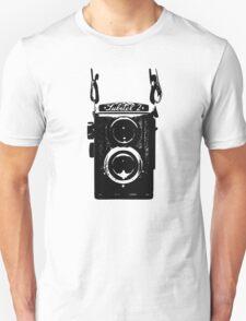 Lubitel Camera Unisex T-Shirt