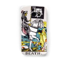 Tarot - Death Samsung Galaxy Case/Skin