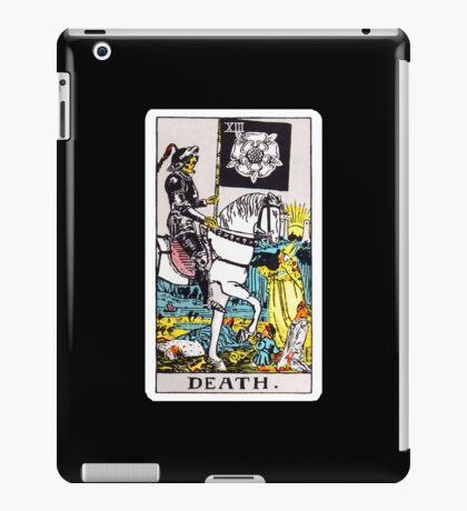 Tarot - Death iPad Case/Skin