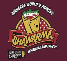 Avengers World's Famous Shawarma by Faniseto