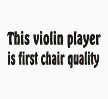 Violin One Piece - Short Sleeve