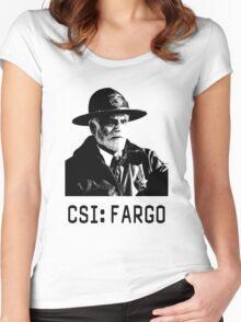 CSI - Fargo Women's Fitted Scoop T-Shirt