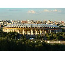Luzhniki Stadium Photographic Print