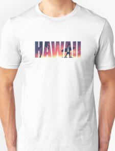 Vintage Filtered Hawaii Postcard T-Shirt