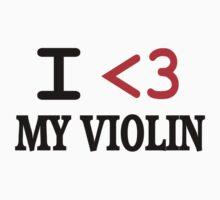 violin Kids Clothes