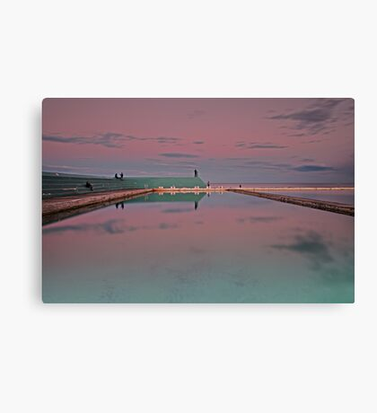 A Photo Opportunity Canvas Print