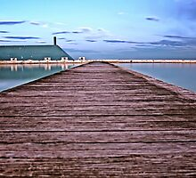 Down the Boardwalk by bazcelt