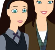 Disney Gilmore Girls Sticker