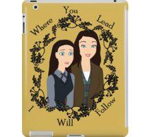 Disney Gilmore Girls iPad Case/Skin