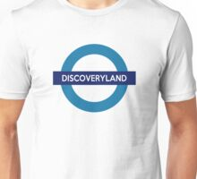 Discoveryland Line Unisex T-Shirt