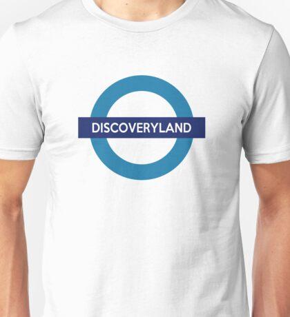 Discoveryland Line Unisex T-Shirt