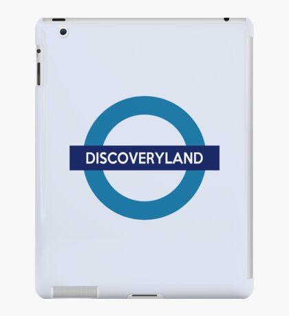 Discoveryland Line iPad Case/Skin