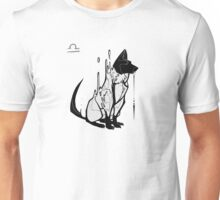 Water Libra Dog Unisex T-Shirt