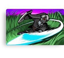 Dark Link   Sword Slash Canvas Print