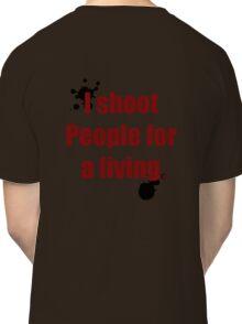 Photographer Shirts Classic T-Shirt