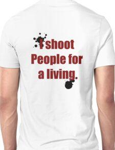 Photographer Shirts Unisex T-Shirt
