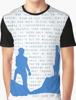 Agony Graphic T-Shirt