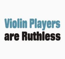 Violin Kids Tee