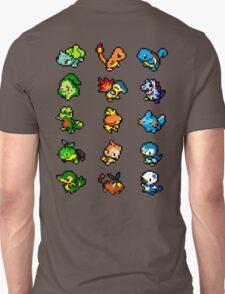 Pokemon Starters T-Shirt