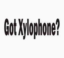 Xylophone Baby Tee
