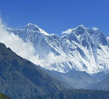 Everest Base Camp Trek by PerkyBeans