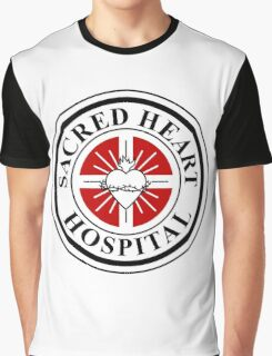 Sacred Heart Hospital Graphic T-Shirt