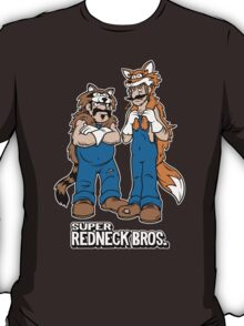 Super Redneck Bros. T-Shirt