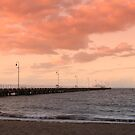 Shorncliffe Sunset by Sea-Change
