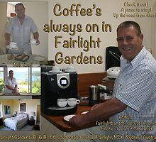 "Bob's B&B ""Fairlight Gardens"" ~ close to Manly .............. by MrJoop"