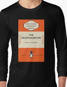 Necronomicon? Long Sleeve T-Shirt