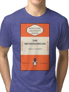Necronomicon? Tri-blend T-Shirt