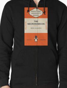 Necronomicon? Zipped Hoodie