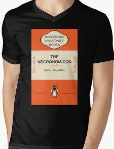 Necronomicon? Mens V-Neck T-Shirt
