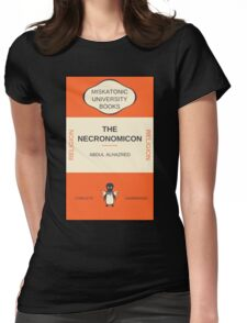 Necronomicon? Womens Fitted T-Shirt