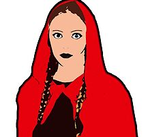 Red Riding Hood by bootsonthecats