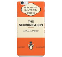 Necronomicon? iPhone Case/Skin