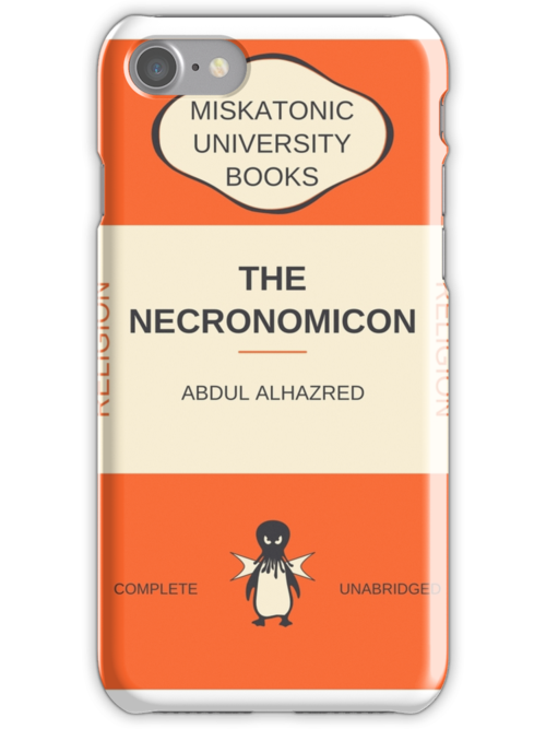 Necronomicon? by strictlychem