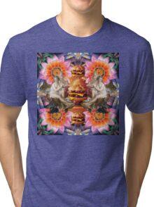Burger Goddesses Tri-blend T-Shirt