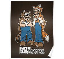 Super Redneck Bros. Poster