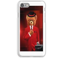 ❀◕‿◕❀TEDDYS BACK IN TOWN IPHONE CASE❀◕‿◕❀ iPhone Case/Skin