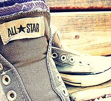 Chucks  by carriecadieux