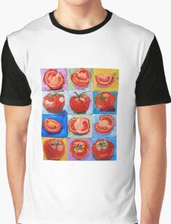 Tomato Glory Graphic T-Shirt