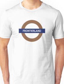 Frontierland Line Unisex T-Shirt