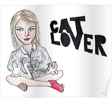 Cat Lover - Feat. Taylor Swift Poster