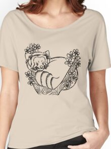 In the Cherry Blossoms Women's Relaxed Fit T-Shirt