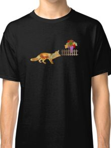 The Fox and the Vineyard Classic T-Shirt