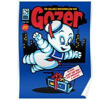 Gozer the Gullible God Poster